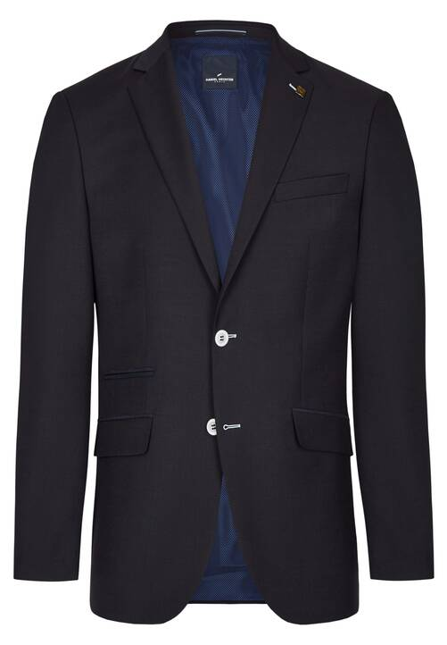 JACKET MODERN TRAVEL, midnight blue