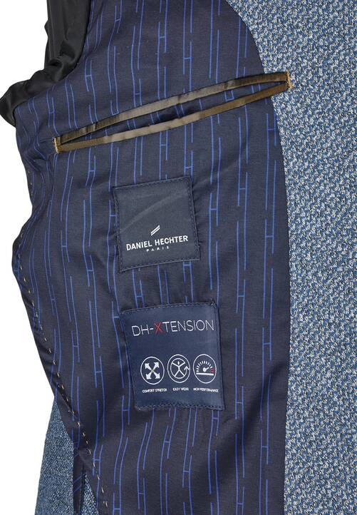 JACKET MOD L XTEN, steel blue