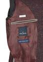 JACKET MOD LEISURE, blackbrown