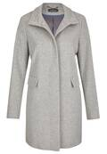 Trendiger Mantel mit geradem Schnitt