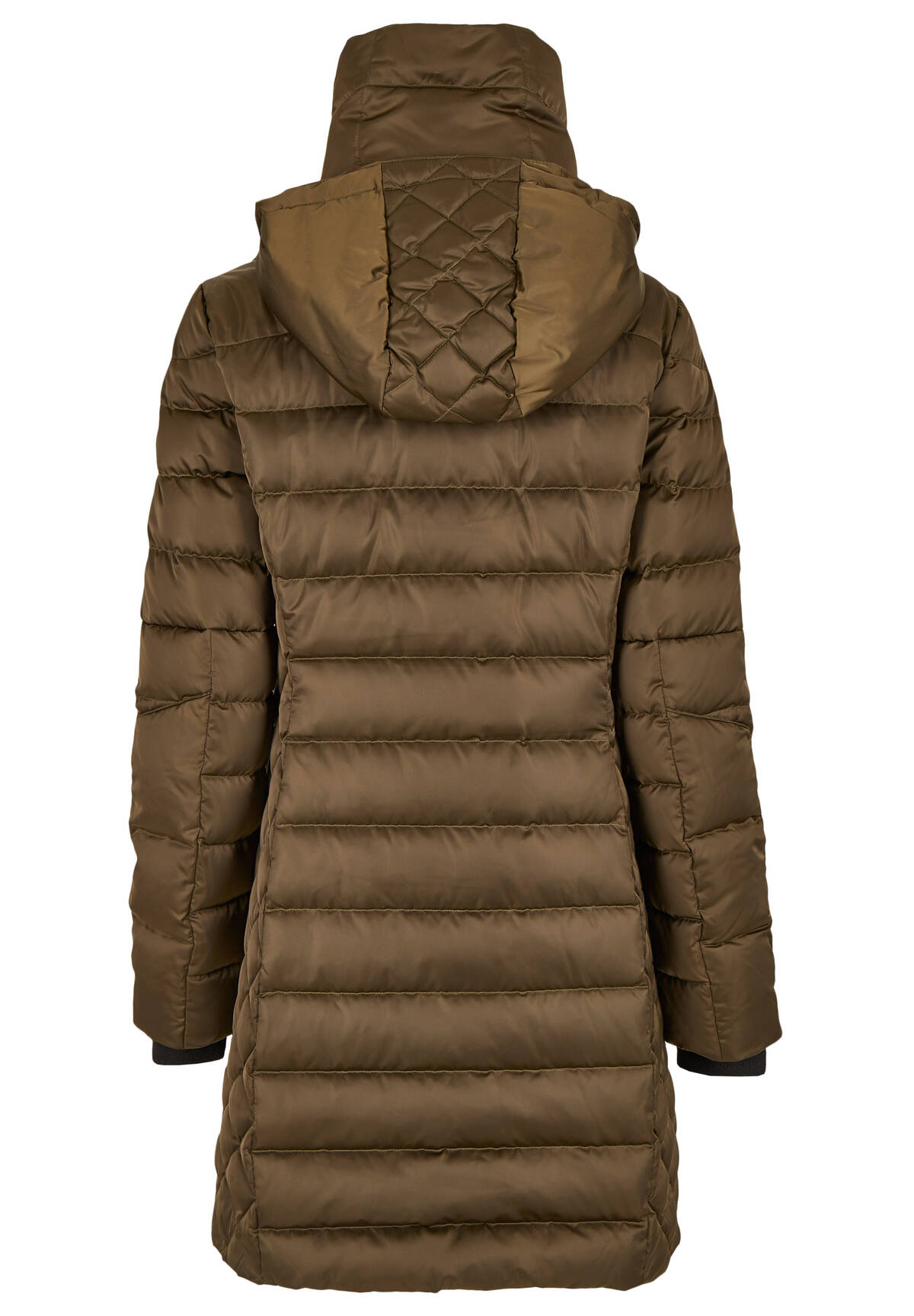 Sportiver Daunen-Mantel / Down Coat