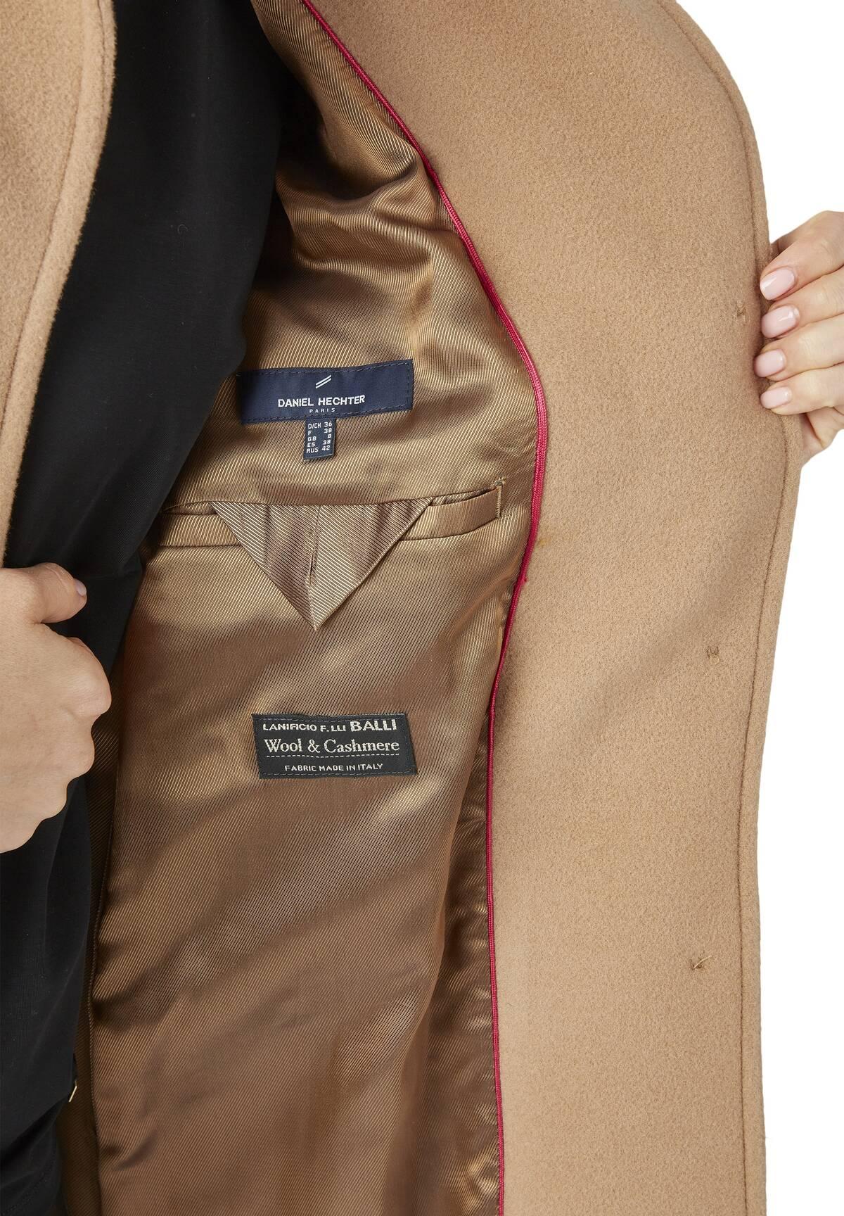 Manteau façon trench coat /