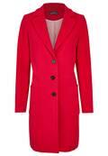 Manteau en laines mélangées