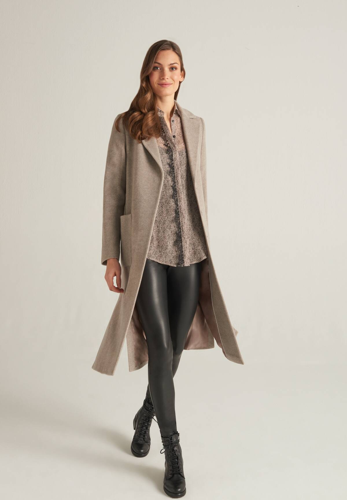 Manteau long /