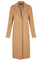 Coat, light camel