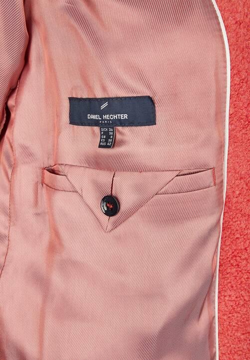 Coat, peach