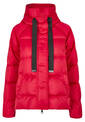 Down Jacket, cranberry