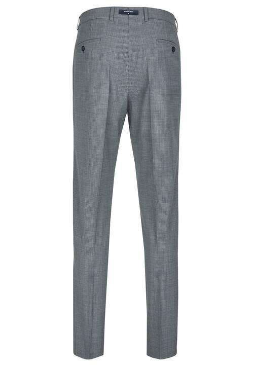 DH-XTENSION Modern Fit Anzug Hose, darkgrey
