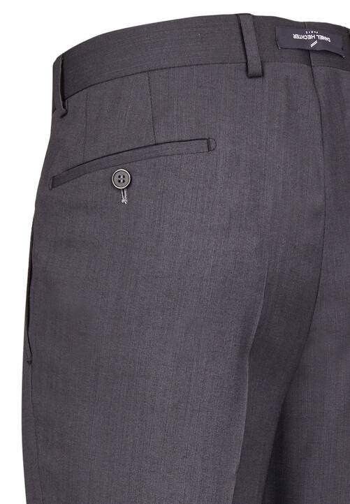 TROUSERS NOS MODERN, anthracite