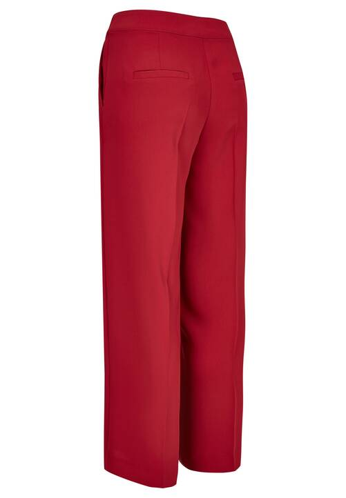 Culotte, beet red