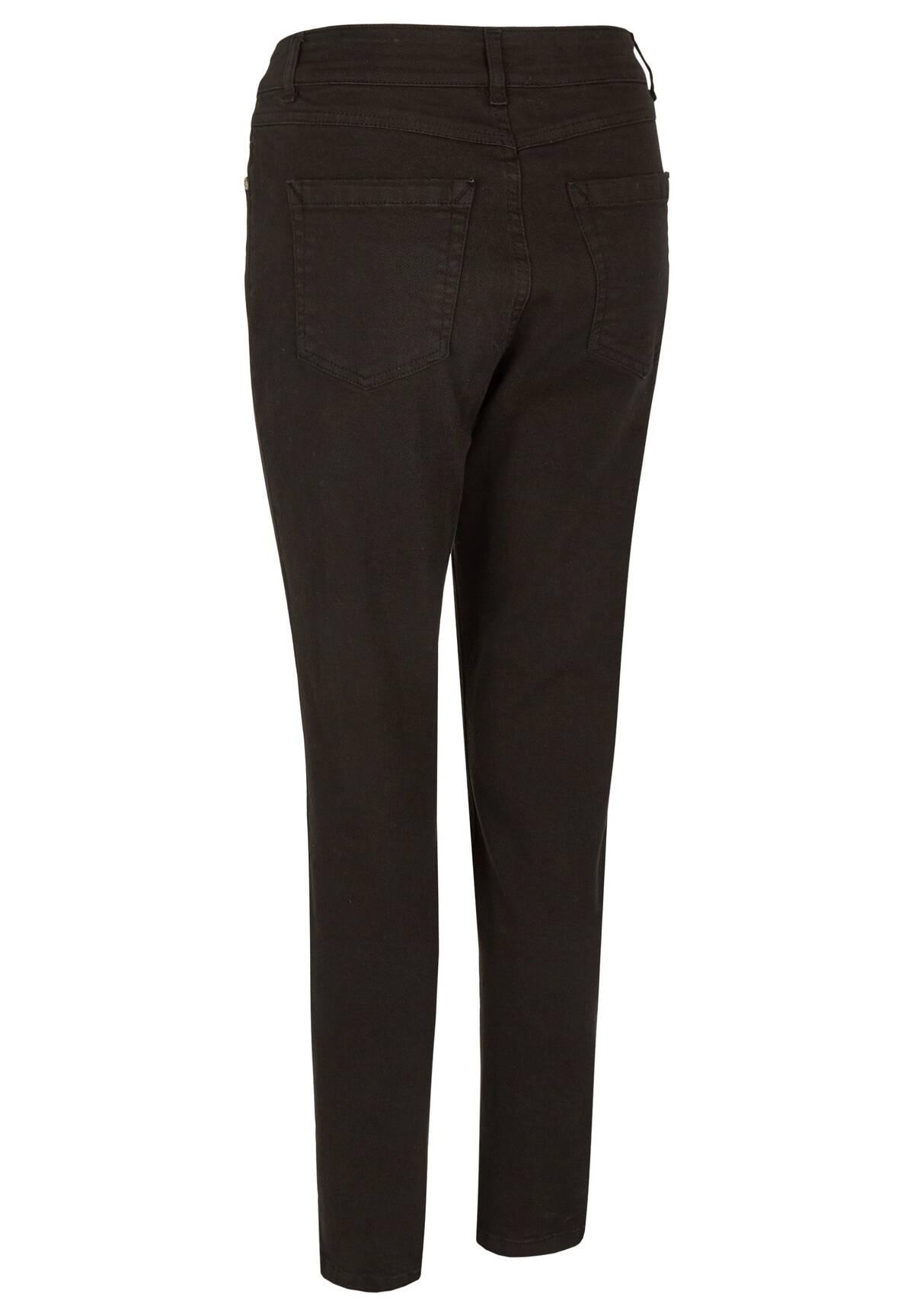Sportive Hose im 5-Pocket-Style / Color Denim