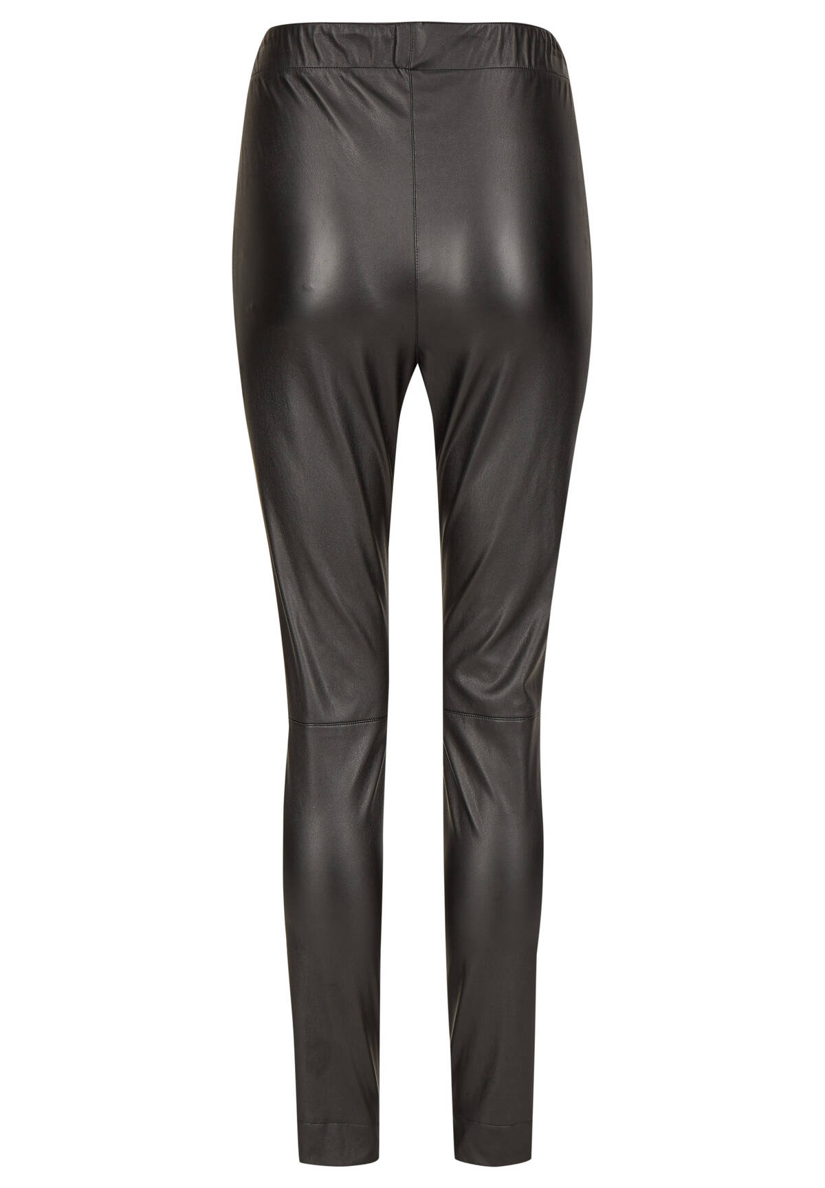 Legging effet cuir /