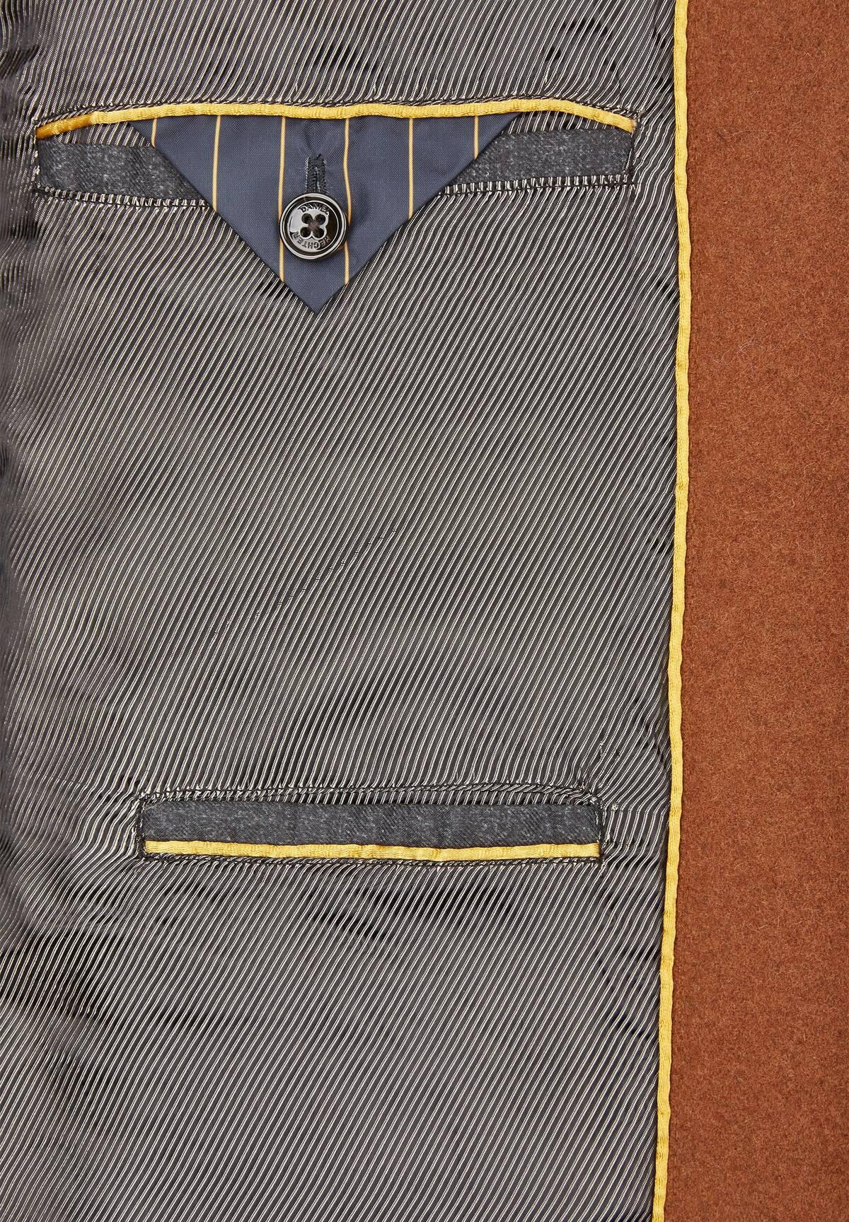 Klassisch eleganter Wollmantel / COAT