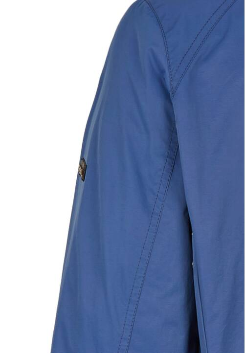 BLOUSON, steel blue