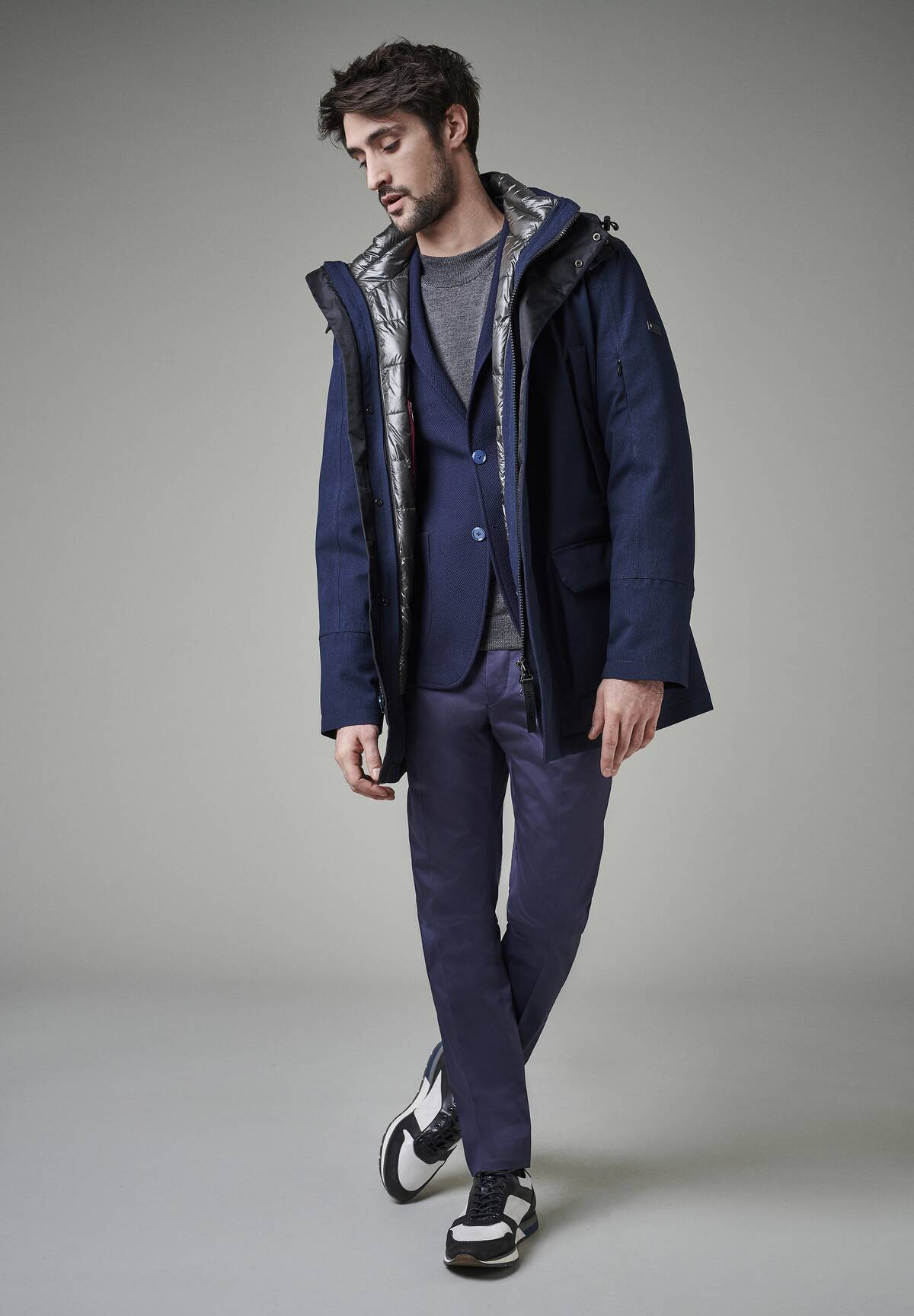 DH-XPROTECT Funktionsjacke / PARKA