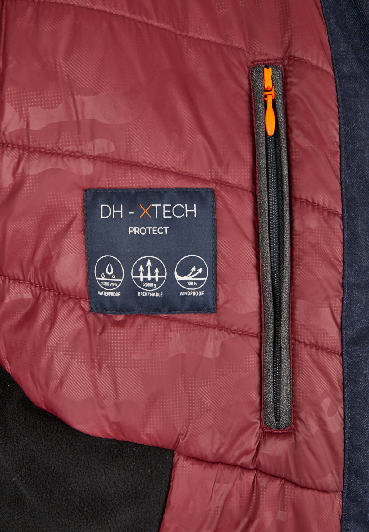 Parka X-TECH - PROTECT /