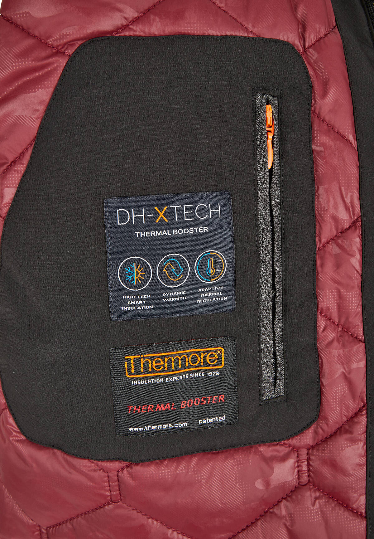Parka X-TECH - THERMAL BOOSTER /