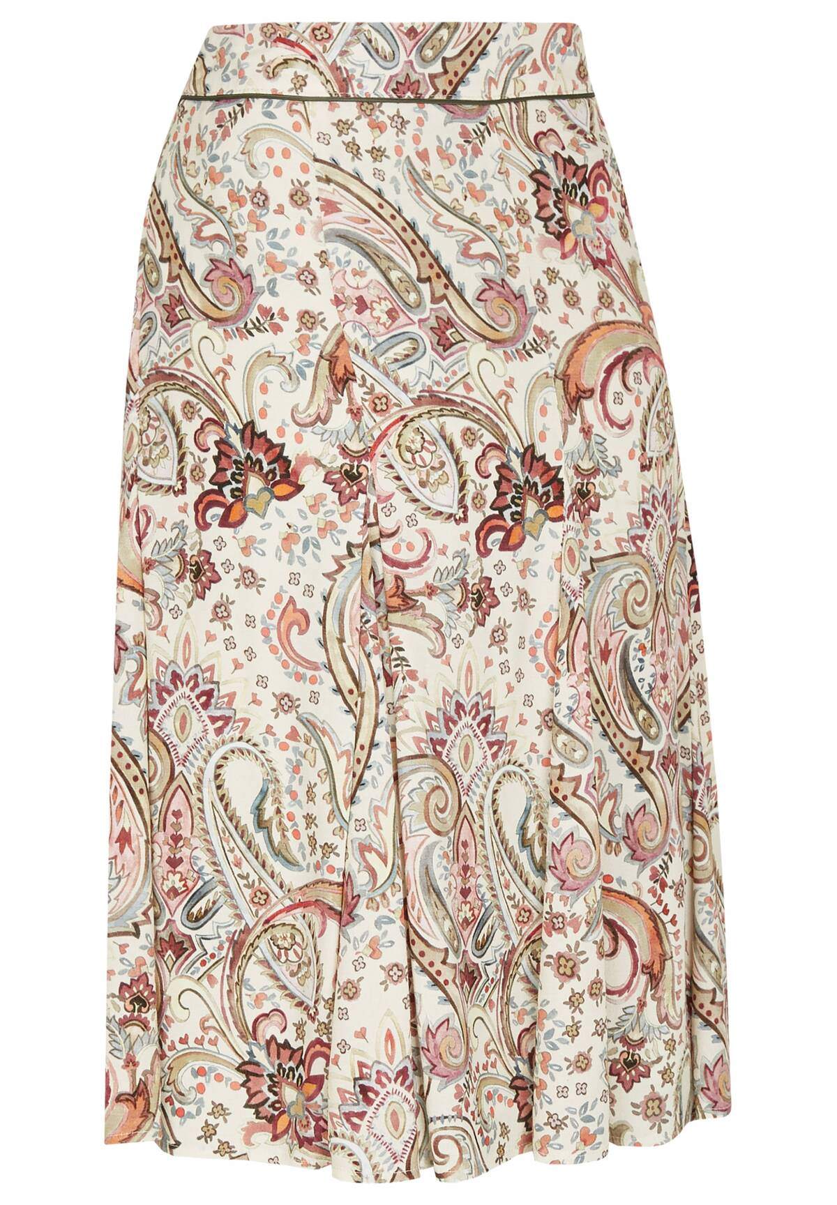 Femininer Midirock / Feminine Skirt