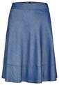 Skirt, midnight blue