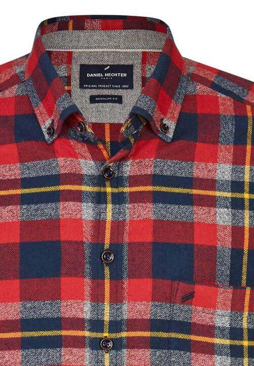 SHIRT REGULAR FIT, navy
