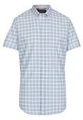 Sommerliches Karo Hemd