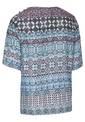 Shirt Blouse, steel blue