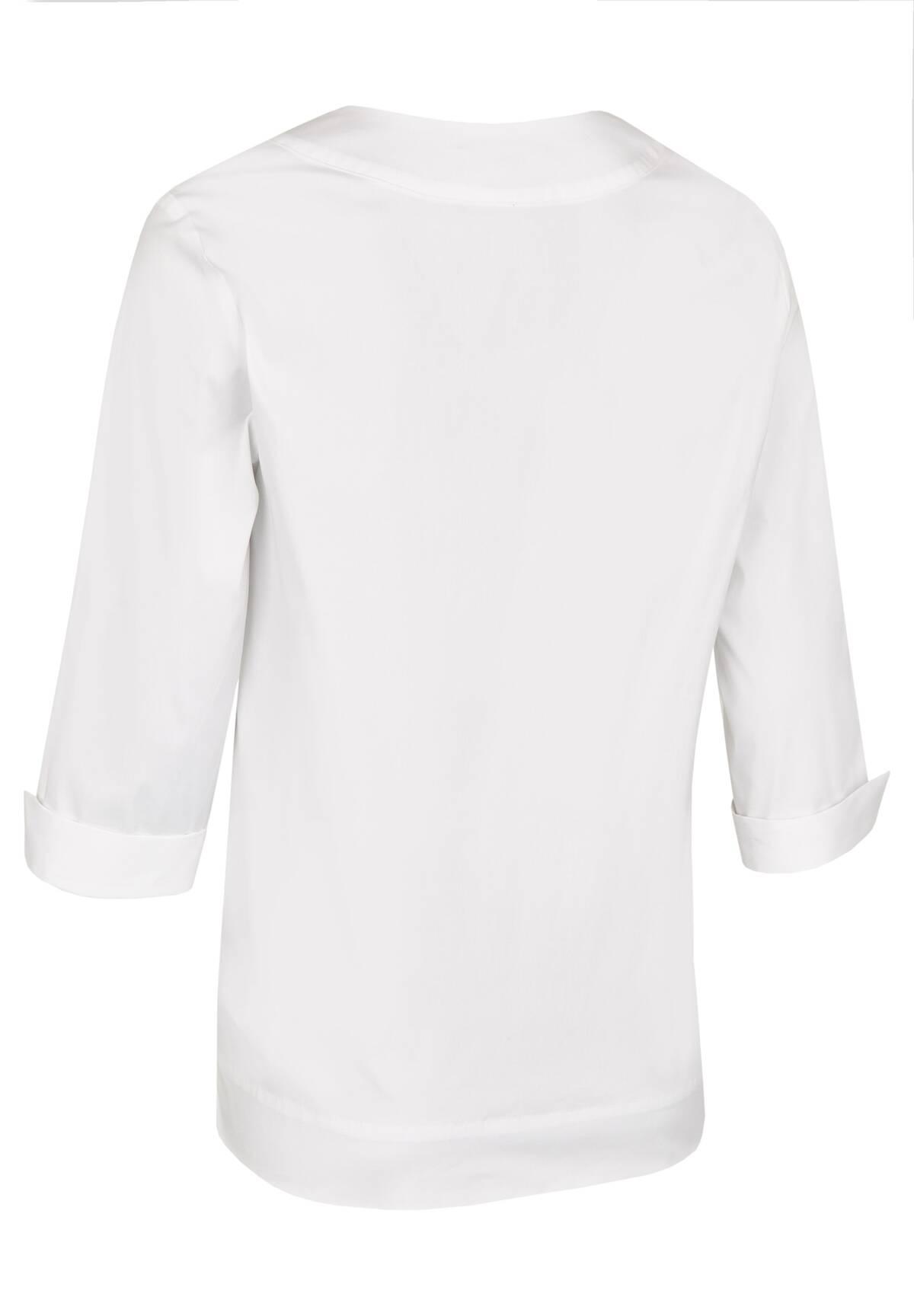 Klassische Tunika-Bluse / Tunika Blouse