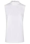Modische Bluse mit Stehkragen