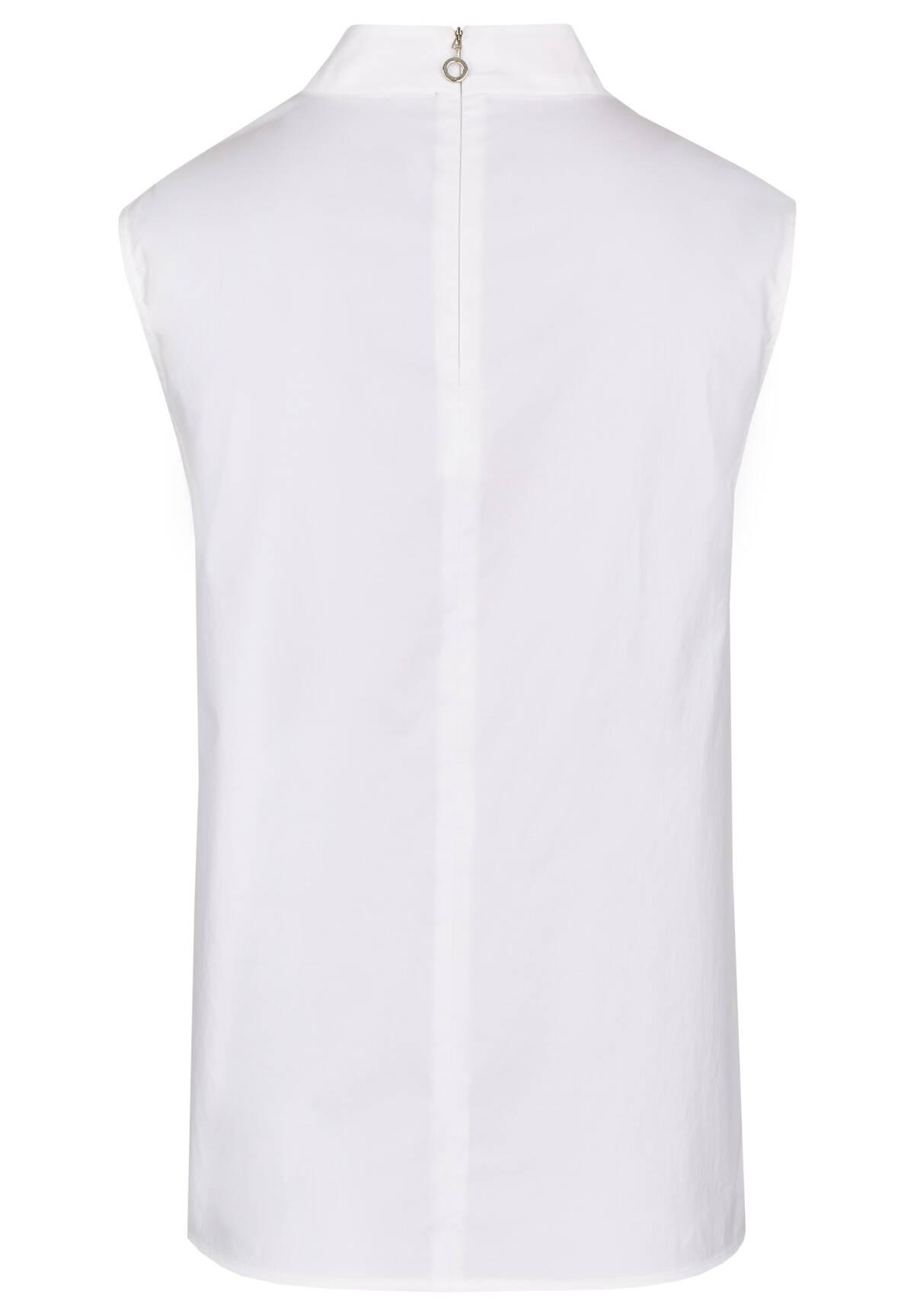 Modische Bluse mit Stehkragen / Blouse