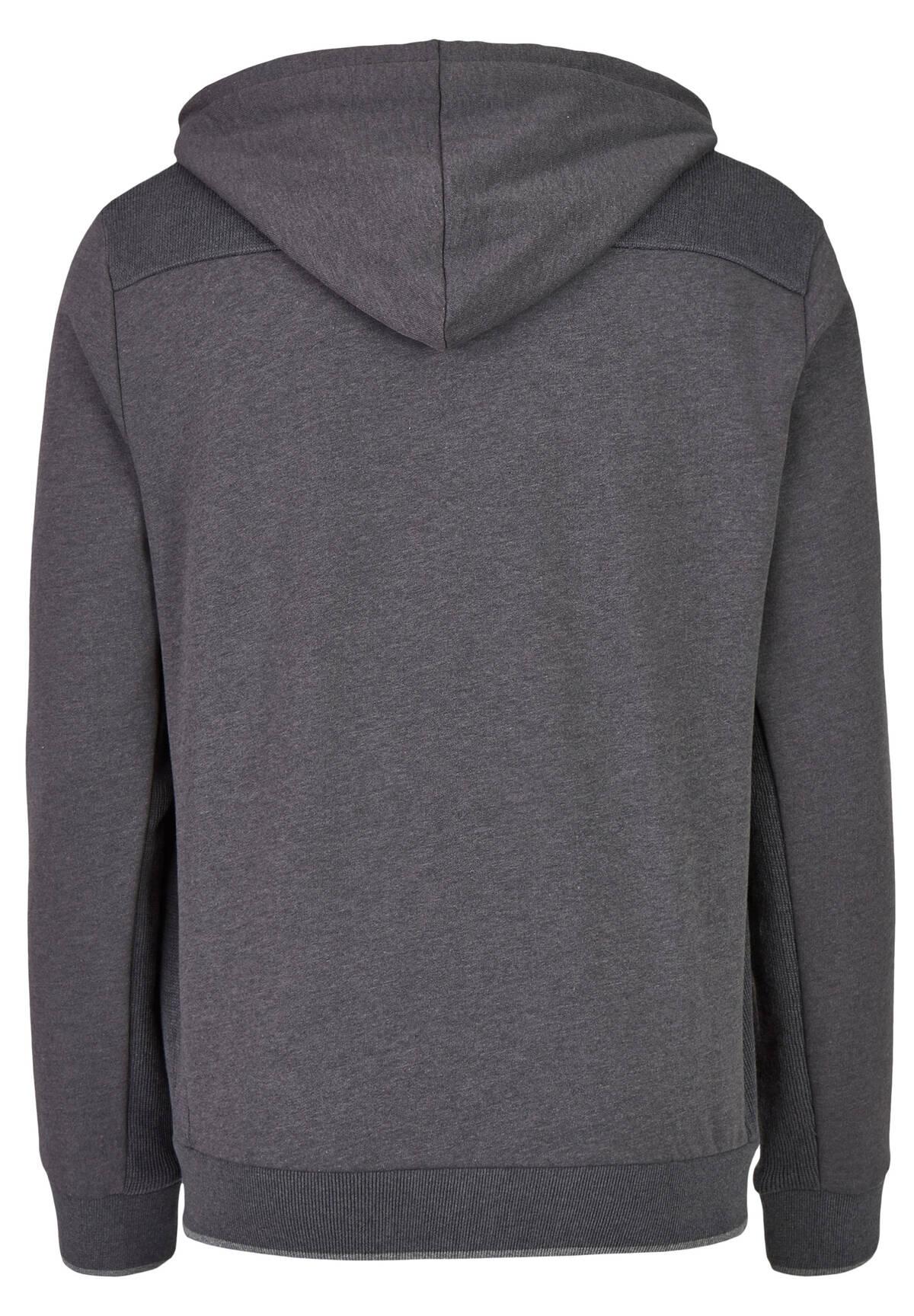 Sweat shirt zippé /