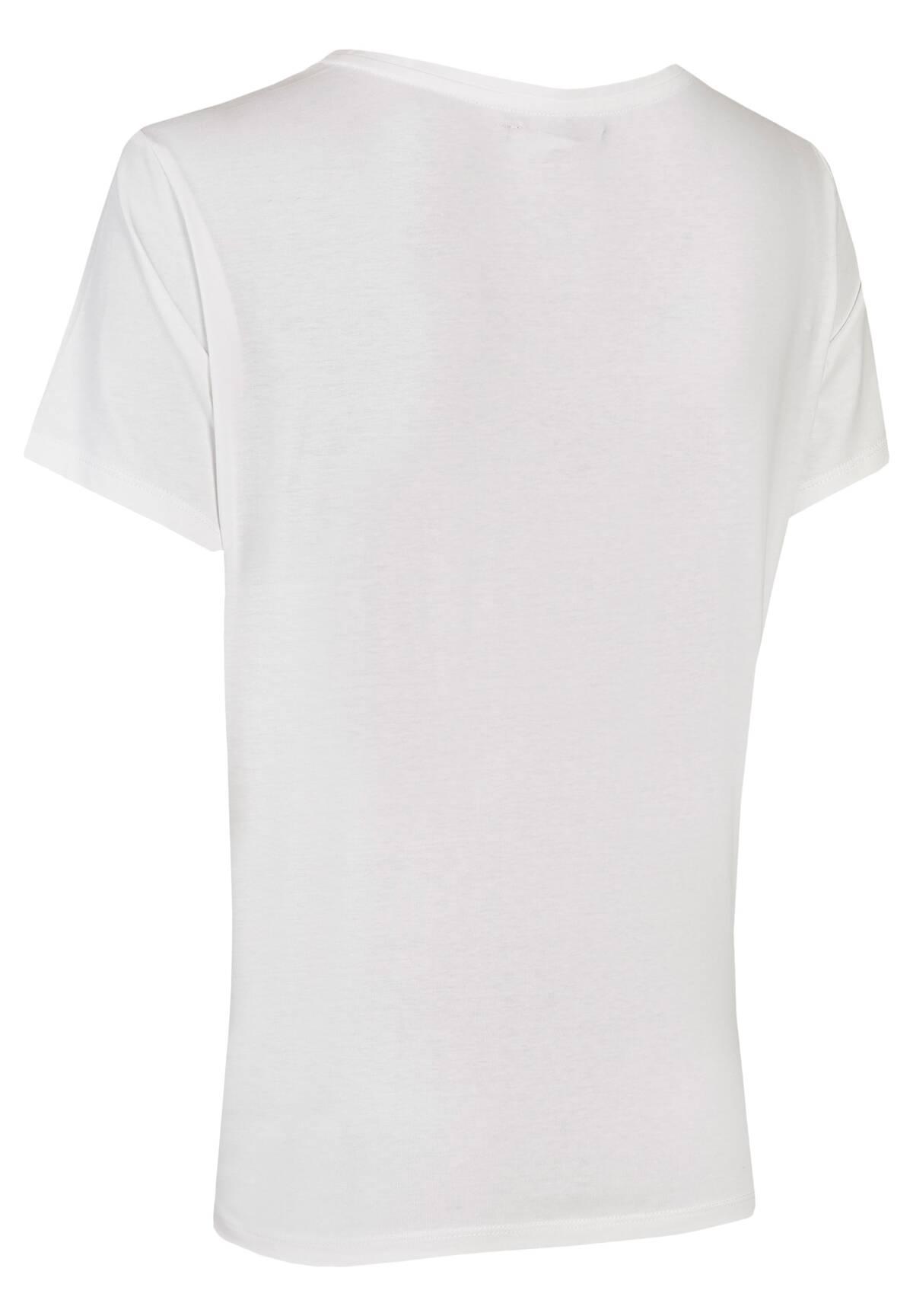 T-shirt à motif /