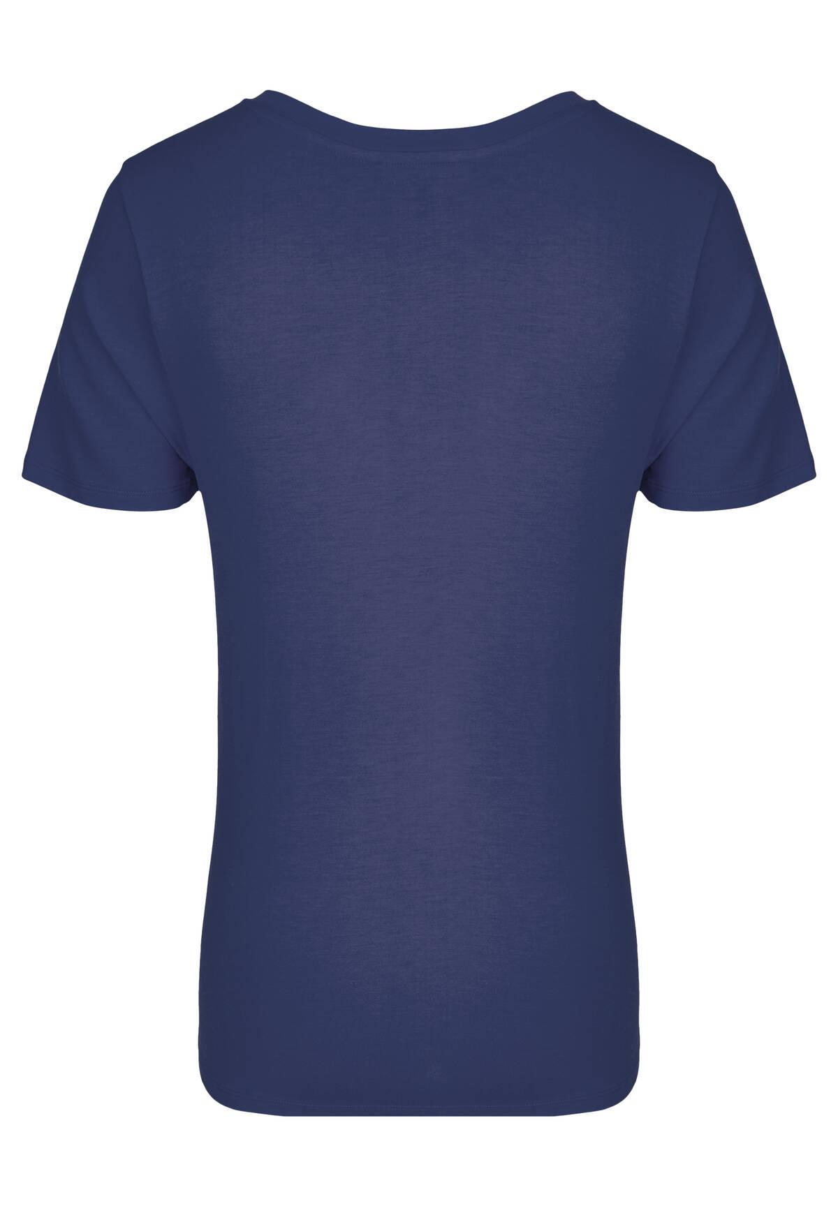 Sportives Shirt aus Viskose / V-Neck Shirt