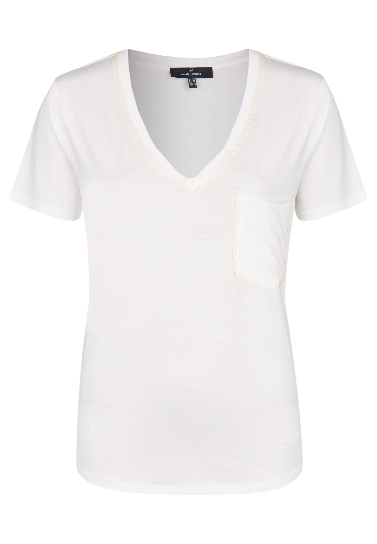 Casual T-Shirt / V-neck T-Shirt