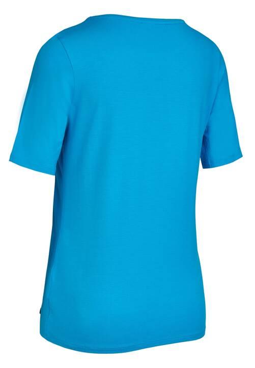 T-Shirt, cornflower