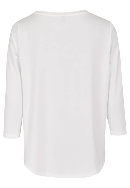 T-Shirt, offwhite