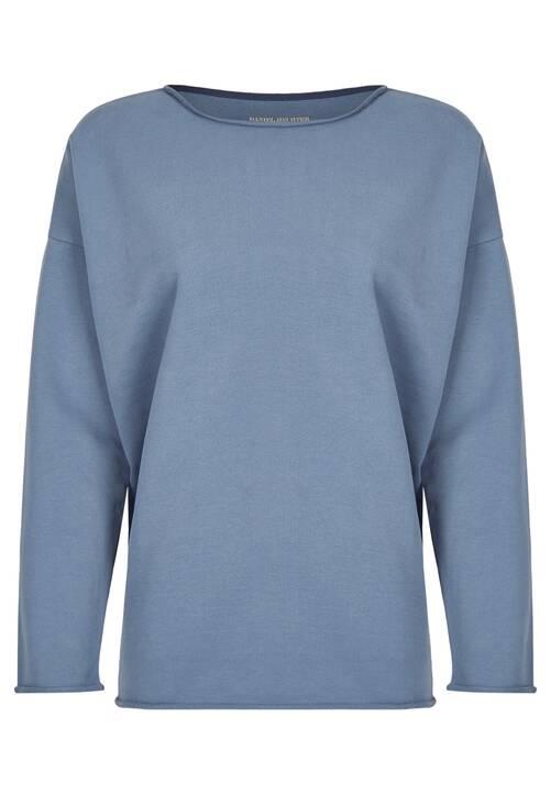 Casual Sweatshirt, indigo