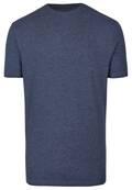 T-shirt uni col rond