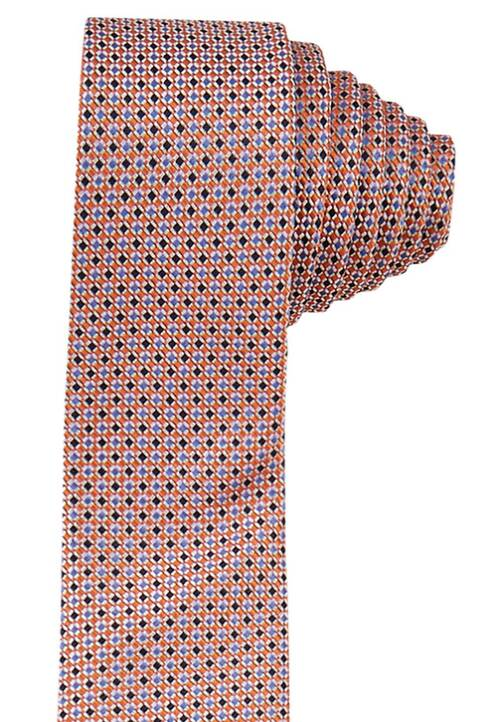 TIE 7 CM, dark orange