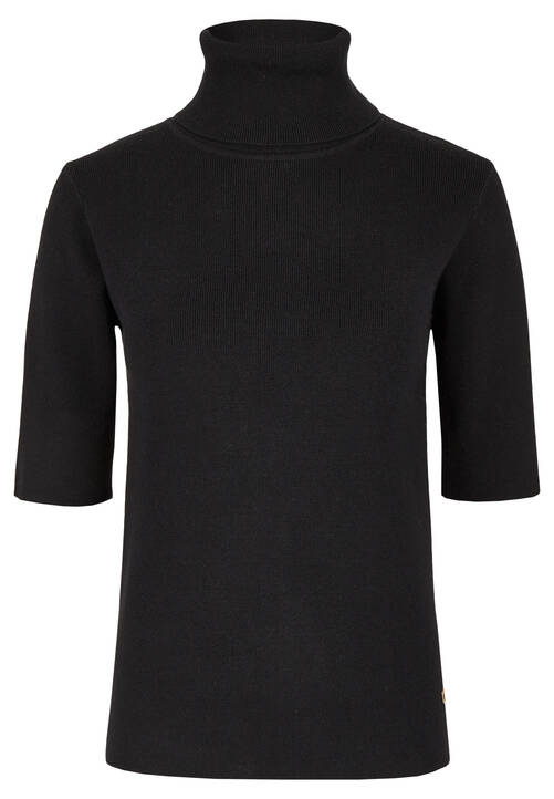 Turtleneck, black